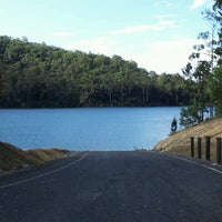 Photo taken at Hinze Dam by Cat S. on 7/27/2012