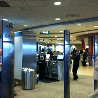 Photo taken at Gate 6 by Martin M. on 4/5/2012