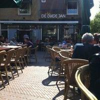 Photo taken at Café De Oude Jan by Wiebe d. on 7/4/2012