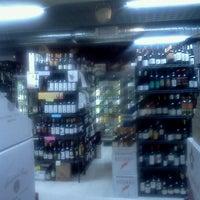 Photo taken at Tiffany's Wine & Spirit Shoppe by Melanie on 6/17/2012