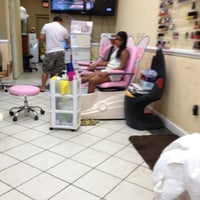 Photo taken at Fantastic Nail Spa by Jessika M. on 7/14/2012