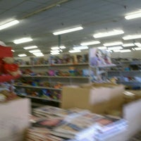 Photo taken at Center Of Hope Super Thrift Store by Paul J. on 2/2/2012