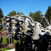 Photo taken at Alton Towers by Zoe W. on 5/14/2012