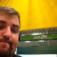 Photo taken at Check-in Webjet by Lutcho D. on 8/10/2012