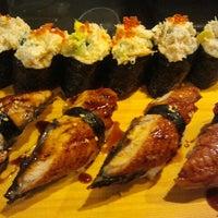Photo taken at Kiriba Sushi by Sterling K. on 8/30/2012