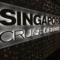 Das Foto wurde bei Singapore Cruise Centre von Marcel S. am 8/24/2012 aufgenommen