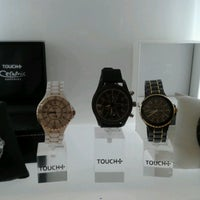 Photo taken at Touch Watches by Marcus V. on 8/2/2012