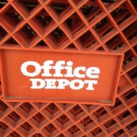 Photo taken at Office Depot by Gustavo C. on 3/19/2012