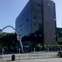 Photo taken at Sport Club Corinthians Paulista by Danilo O. on 3/8/2012