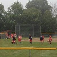Photo taken at Belmont High School by Shana M. on 7/28/2012