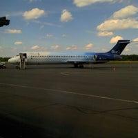 Снимок сделан в Lappeenranta Airport (LPP) пользователем Nicolas M. 6/15/2012