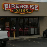 Photo taken at Firehouse Subs by Chris S. on 9/2/2012