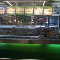 Photo taken at Subway by Tengu T. on 3/1/2012