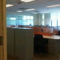 Photo taken at RHB Islamic Bank Berhad @ Menara Yayasan Tun Razak by Ellia A. on 6/2/2012