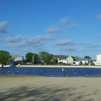 Photo taken at Florence Ave Beach by Joe R. on 6/17/2012