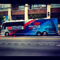 Photo taken at CNN Grill @ DNC (Vida Cantina) by Jeff C. on 9/2/2012