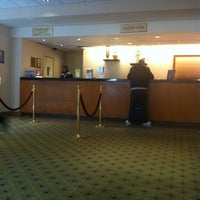 Photo taken at Crowne Plaza Los Angeles International Airport by E L. on 4/4/2012