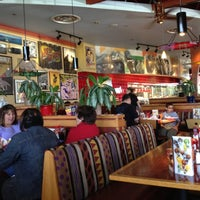 Photo taken at Red Robin Gourmet Burgers by Chris K. on 4/9/2012