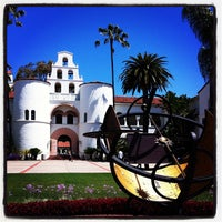 Photo taken at San Diego State University (SDSU) by Timothy P. on 5/15/2012