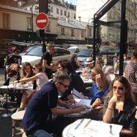 Photo taken at Café Charlot by Sabrina M. on 3/25/2012