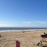 Photo taken at Strand Egmond Aan Zee by Frank G. on 4/21/2012