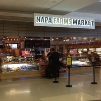 Photo taken at Napa Farms Market by Terence C. on 8/30/2012