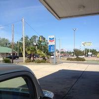 Photo taken at Chevron by Dylan A. on 4/27/2012