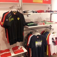 Photo taken at Puma Store by Hitesh K. on 7/28/2012