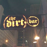 Photo taken at Dirt Bar by Tania G. on 3/25/2012