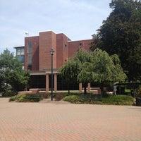 Photo taken at Fairleigh Dickinson University by Ekaterina on 8/24/2012