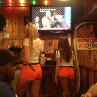 Photo taken at Hooters by Frederico on 7/8/2012