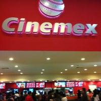 Photo taken at Cinemex by Kaihiamal on 8/25/2012