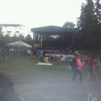 Photo taken at Marymoor Amphitheatre by Graham E. on 9/6/2012