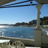 8/25/2012 tarihinde Marco G.ziyaretçi tarafından Playa de Baños del Carmen'de çekilen fotoğraf
