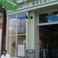 Photo taken at Pitango Gelato by Ryan M. on 8/18/2012