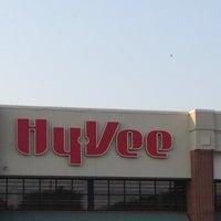 Photo taken at Hy-Vee by Joe C. on 7/2/2012