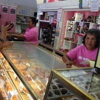Photo taken at Leonard's Bakery by Marin N. on 5/5/2012