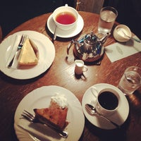 Photo taken at La cour cafe by Sumie I. on 4/14/2012