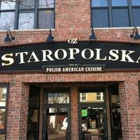 Снимок сделан в Staropolska Restaurant пользователем Greg T. 2/9/2012
