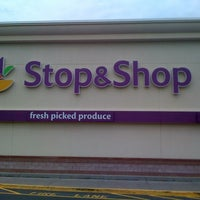 Photo taken at Stop & Shop by Marques E. on 2/22/2012