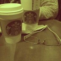 Photo taken at Starbucks by Chris L. on 3/17/2012