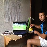 Photo taken at Marquezado De Copilco by David Nazul Q. on 5/1/2012