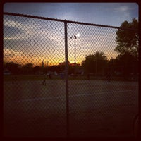 Photo taken at Wrightstown Baseball Diamonds by Gary M. on 5/17/2012