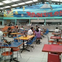 Photo taken at Mariscos Romulos by Issac L. on 3/18/2012