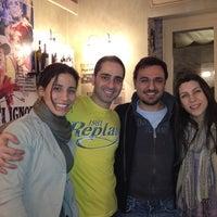 Photo taken at I Soliti Ignoti by Renato C. on 3/31/2012