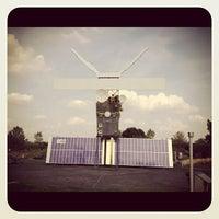 Photo taken at ibis Budget Toulouse Cité de l'Espace 1 by Philipp on 9/11/2012