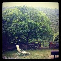 Photo taken at Masia la Morera by Mun B. on 6/5/2012