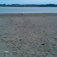 Photo taken at Beach Side =) by Eric W. on 6/20/2012