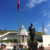 4/21/2012 tarihinde Mehmet A.ziyaretçi tarafından Şükrü Paşa Anıtı'de çekilen fotoğraf
