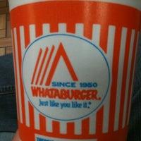 Photo taken at Whataburger by Huke G. on 6/23/2012